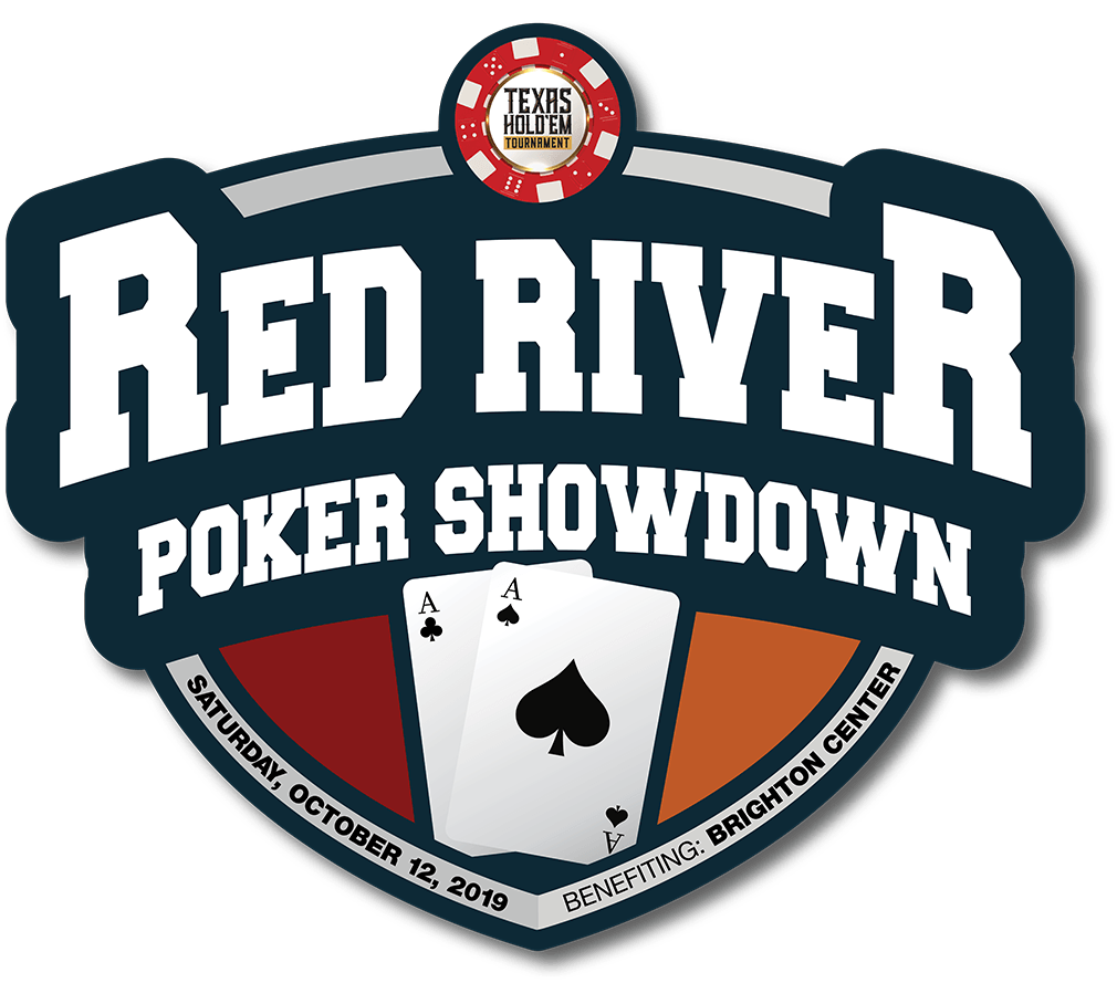 Red River Poker Showdown logo
