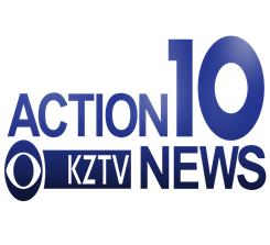 Action 10 KZTV News logo