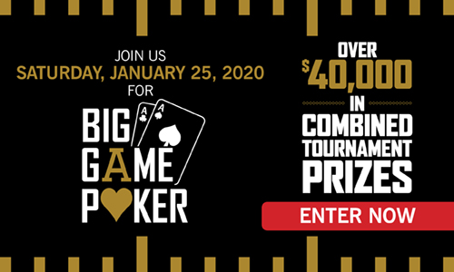big game poker mobile banner